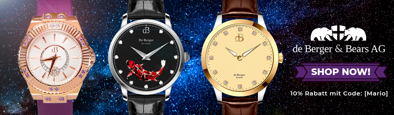 Watches de Berger